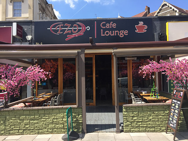 Ezo Cafe Lounge - Eat Turkish and Mediterranean in Bristol